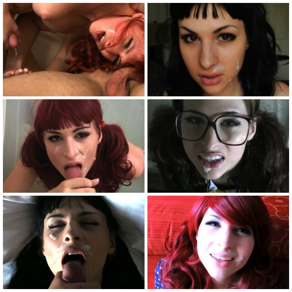 tranny facials Bailey Jay